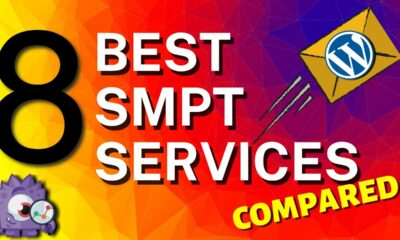 8 Best SMTP Services for Email Marketing