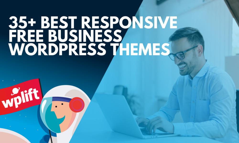35+ Best Responsive Free Business WordPress Themes