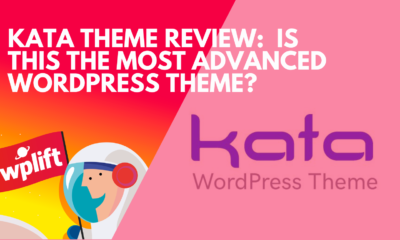 Kata Theme Review:  Is This the Most Advanced WordPress Theme?