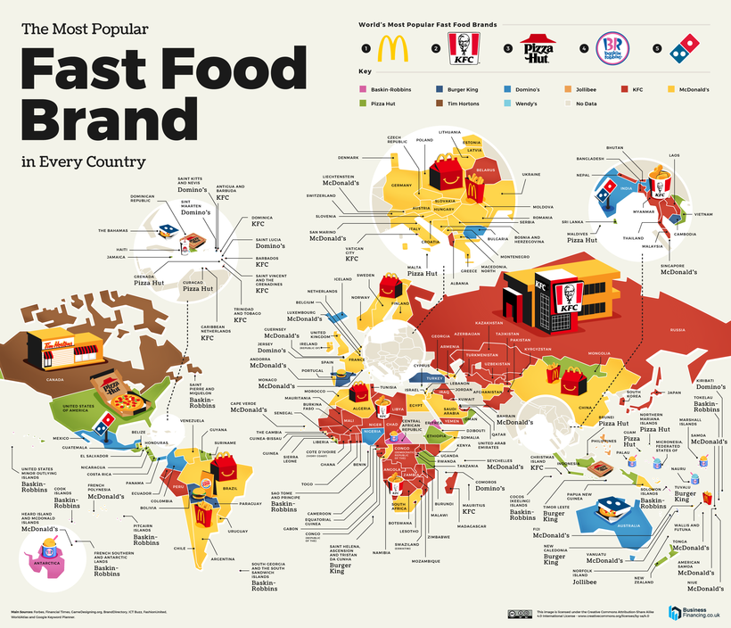 Most Searched Fast Food Brand in the World 820px