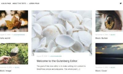 Design Lab Releases Artpop, a Block-Ready WordPress Theme