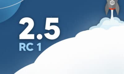 2.5 Release Candidate 1