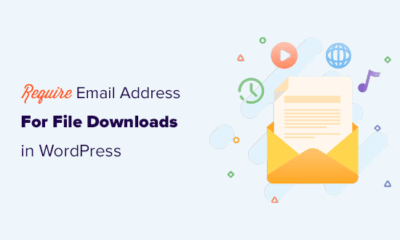 Requiring email address for file downloads on your WordPress website