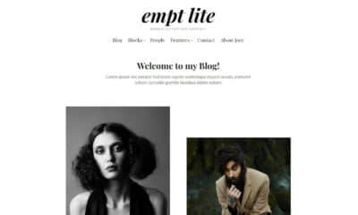 Rough Pixels Releases Empt Lite, a Block-Supported Freemium WordPress Theme
