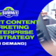 Expert Content Marketing & Enterprise SEO Strategy, On-Demand via @MrDannyGoodwin