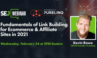 Fundamentals of Link Building for Ecommerce & Affiliate Sites in 2021 [Webinar] via @brentcsutoras
