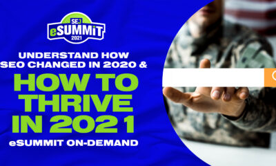 Learn How 2020 Changed SEO to Succeed in 2021 [eSummit On-Demand] via @MrDannyGoodwin