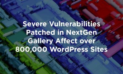 Severe Vulnerabilities Patched in NextGen Gallery Affect over 800,000 WordPress Sites