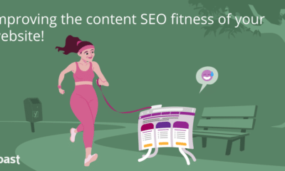 Improving the content SEO fitness of your website!