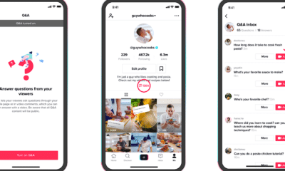 TikTok Q&A Launches in Video Comment Sections via @MattGSouthern