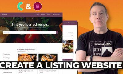 Create a Listing Website WordPress & JetEngine