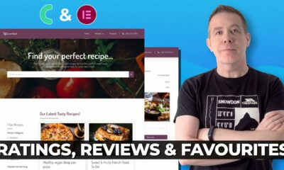 Create a Listing Website with JetEngine & Elementor | Ratings & Favourites