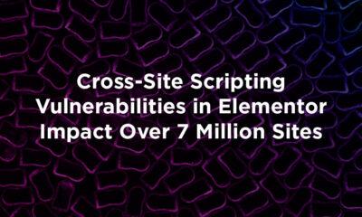 Cross-Site Scripting Vulnerabilities in Elementor Impact Over 7 Million Sites