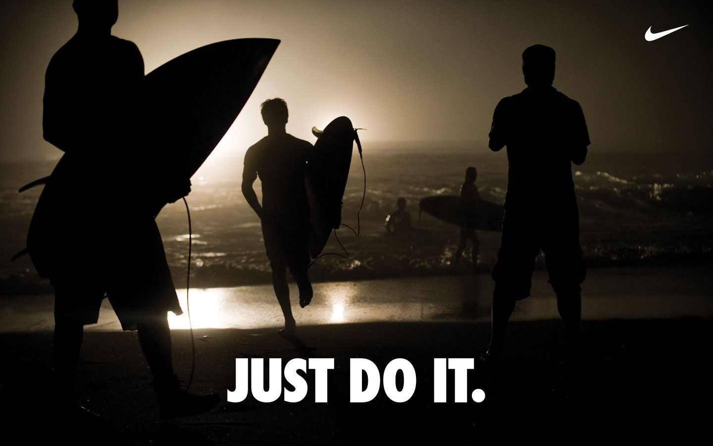 advertising nike just do it