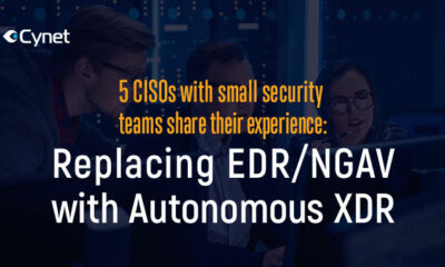 Replacing EDR/NGAV with Autonomous XDR Makes a Big Difference for Small Security Teams