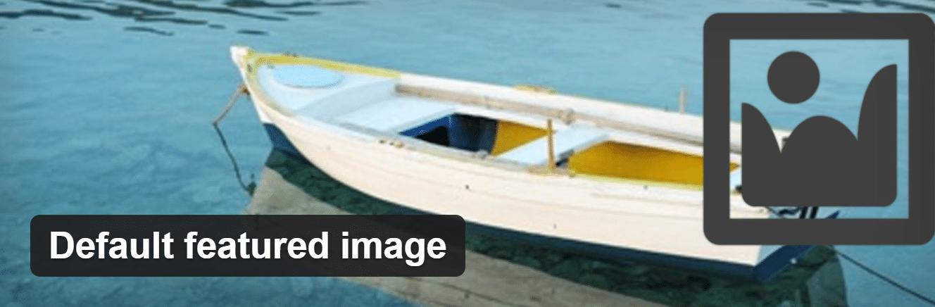 Default Featured Image plugin