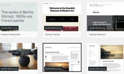 Work on the Twenty Twenty-Two Default WordPress Theme Should Already Be Underway