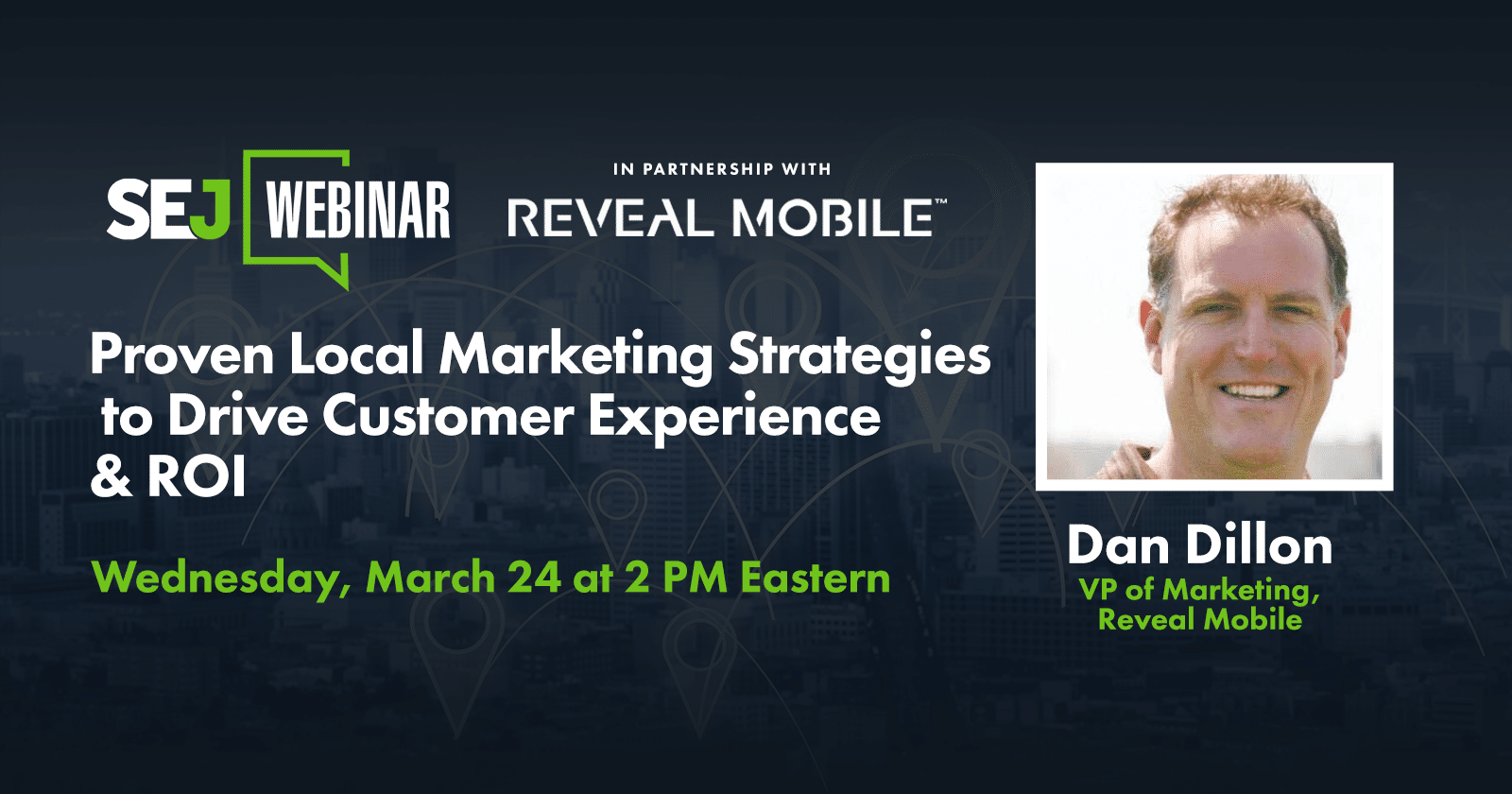 Proven Local Marketing Strategies to Drive Customer Experience & ROI [Webinar] via @lorenbaker