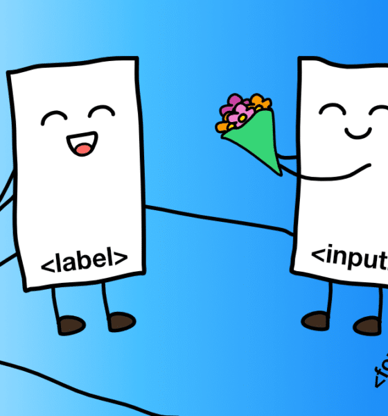 HTML Inputs and Labels: A Love Story