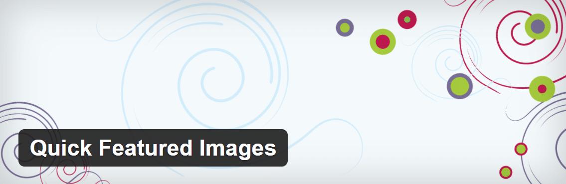 Quick Featured Images plugin