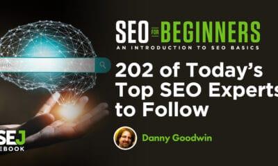 202 Top SEO Experts You Should Be Following via @MrDannyGoodwin