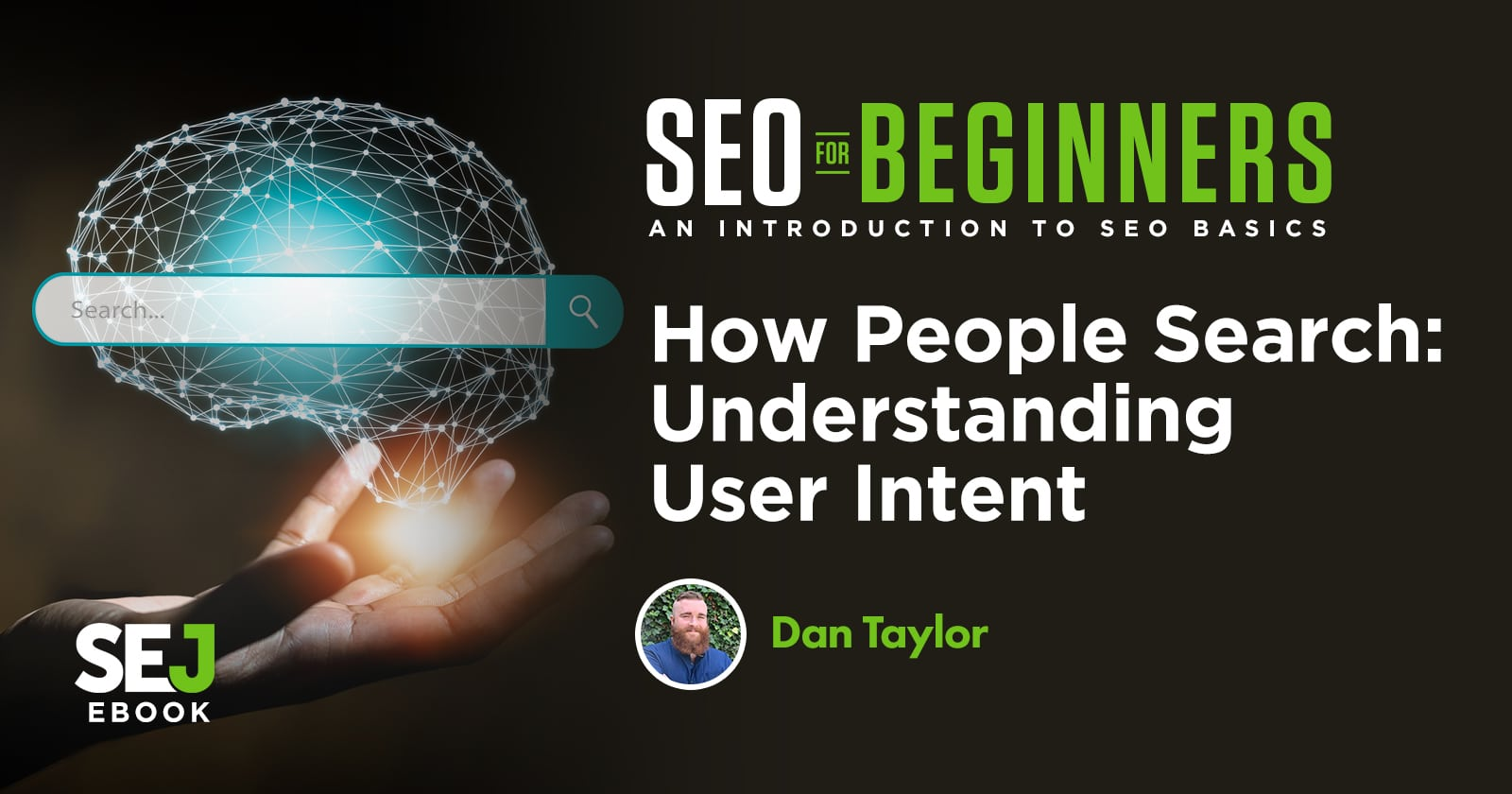 How People Search: Understanding User Intent via @TaylorDanRW