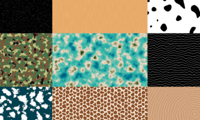 Creating Patterns With SVG Filters