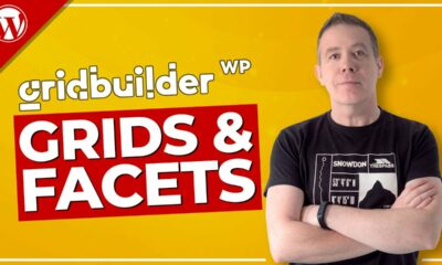 Build a WordPress Grid with GridBuilder WP & Elementor