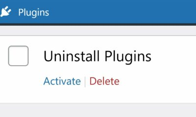 How to Uninstall WordPress Plugins Cleanly