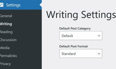 How to Configure Your WordPress Writing Settings