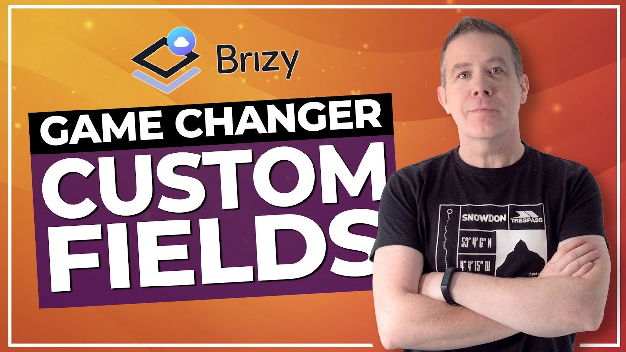 AWESOME! Brizy Page Builder   All New Custom Fields in Brizy Cloud (Beta)