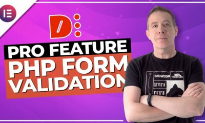 Dynamic Content for Elementor   PHP Form Validation