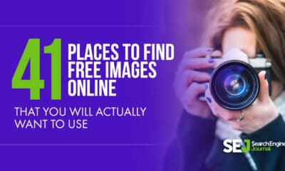 41 Best Stock Photo Sites to Find High-Quality Free Images via @sejournal, @mindyweinstein