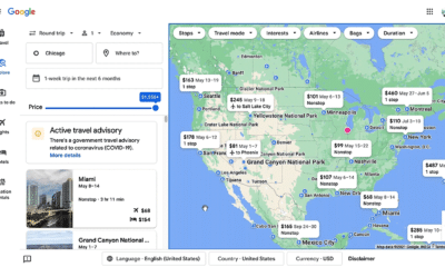 Google Adds 3 New Features For People Ready to Travel Again via @sejournal, @MattGSouthern