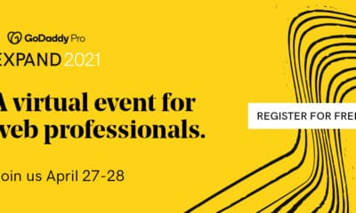 Move Your Business Forward at Expand 2021 by GoDaddy Pro