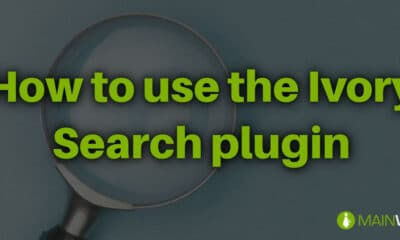How to use the Ivory Search plugin to Improve your Site Search