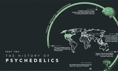 The History of Psychedelics (Part 2 of 2)