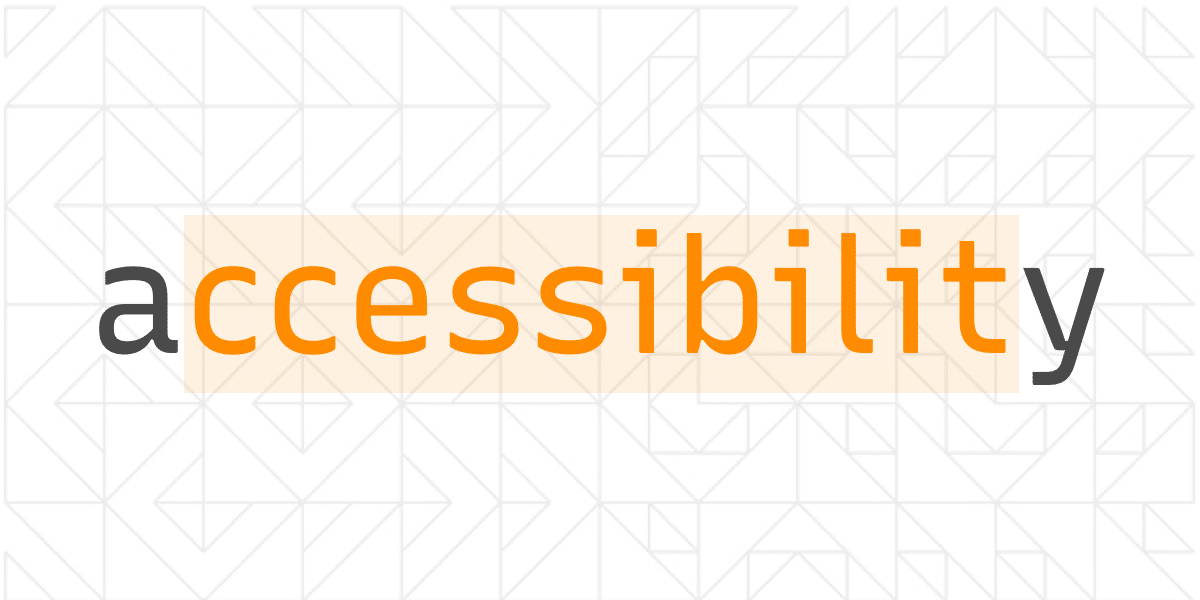 Some Articles About Accessibility I've Saved Recently