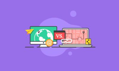 domain vs URL