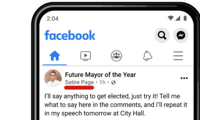 Facebook Adding Context Labels to Pages Seen in News Feeds via @sejournal, @martinibuster