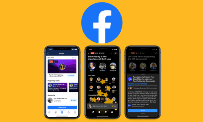 Facebook Announces Social Audio that Goes Beyond Clubhouse via @sejournal, @martinibuster