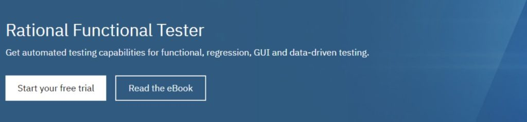 IBM Rational Functional Tester