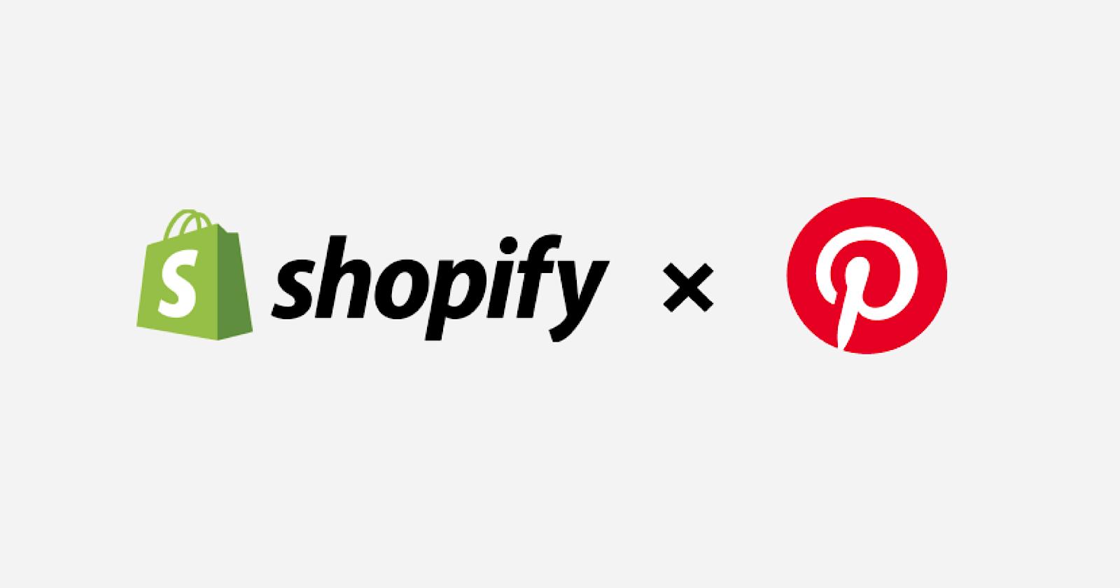 Pinterest Expands Shopify Integration Worldwide via @sejournal, @MattGSouthern