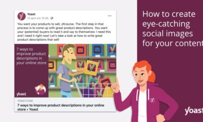 How to create eye-catching social images for your content