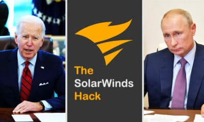 US Sanctions Russia and Expels 10 Diplomats Over SolarWinds Cyberattack