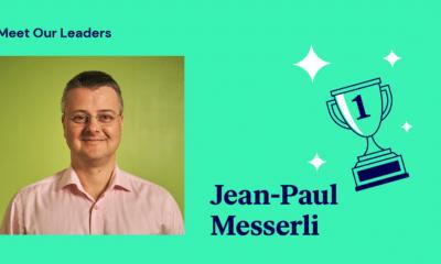 Meet Our Leaders: Jean-Paul Messerli