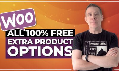Custom Product Options WooCommerce | 4 Free Add-Ons