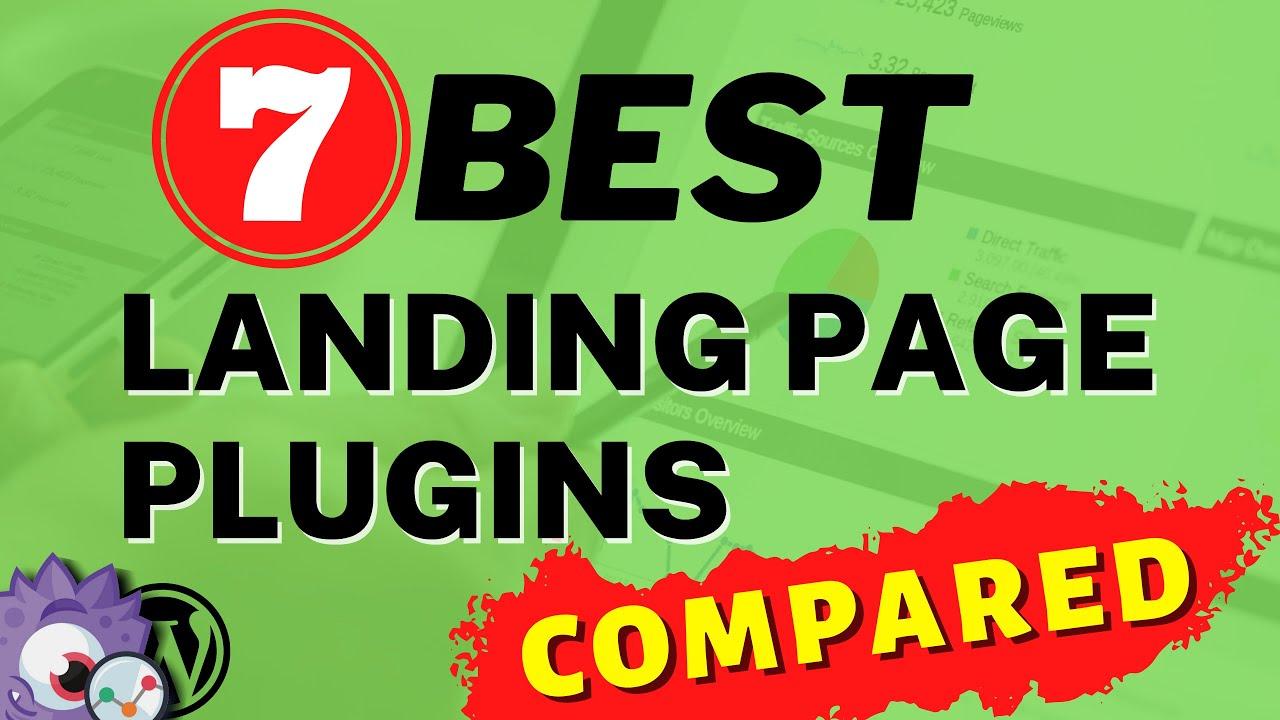 7 Best Landing Page Plugins For WordPress