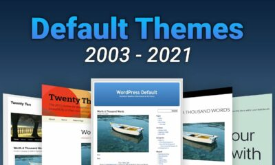 Default WordPress Themes: Their History and Evolution