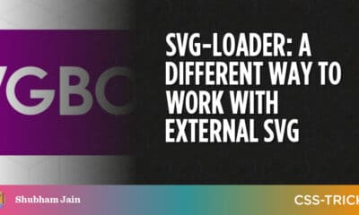 svg-loader: A Different Way to Work With External SVG
